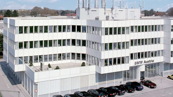 Headquarter der Vertriebsregion Zentral- und Südosteuropa BMW Group